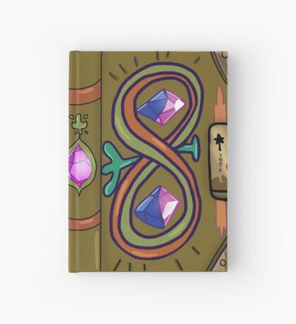Star's Spell Book Hardcover Journal