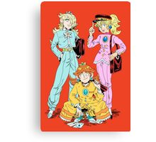 Gakuran Princesses Canvas Print