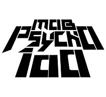 Mob Psycho 100 Photographic Print