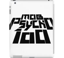Mob Psycho 100 iPad Case/Skin