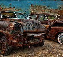 Crusty & Rusty by sundawg7