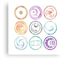 lorien legacies Canvas Print