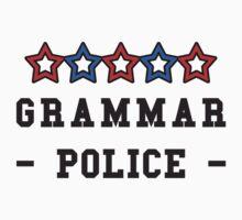 Grammar Police Kids Clothes