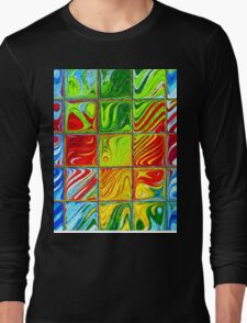 Color Splash! Long Sleeve T-Shirt