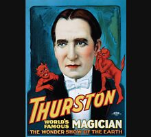 Performing Arts Posters Thurston worlds famous magician the wonder show of the earth 1633 Unisex T-Shirt