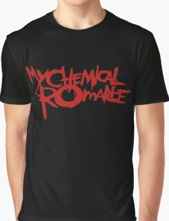 The Cool My Chemical Romance Logo Graphic T-Shirt
