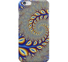 Leaves In The Wind iPhone Case/Skin