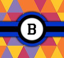 Monogram B by Bethany-Bailey