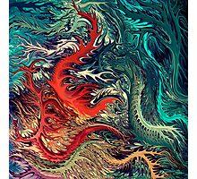 vivid Surrealism by rafi talby Photographic Print