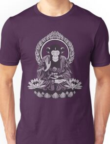 Zen Sapience Halftone Unisex T-Shirt