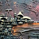 Industrial Port-part 1 by rafi talby by RAFI TALBY