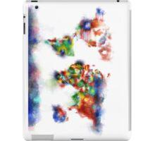 world map flags 5 iPad Case/Skin
