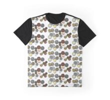 Money of the world, Coins Graphic T-Shirt