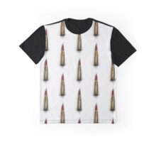 Lipstick Bullet Graphic T-Shirt