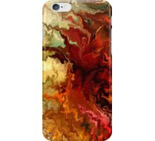 Abstraction surrealist by rafi talby  iPhone Case/Skin
