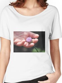 In Good Hands Women's Relaxed Fit T-Shirt