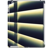 Cheap Motel Room Blinds iPad Case/Skin