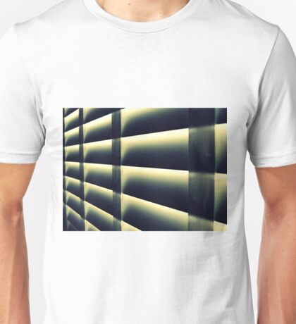 Cheap Motel Room Blinds Unisex T-Shirt