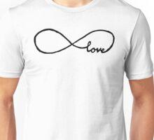 Love is Infinite. Unisex T-Shirt