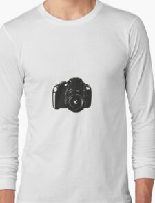 A Camera is a Way to Capture Moments Forever Long Sleeve T-Shirt