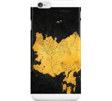 game of thrones's world iPhone Case/Skin