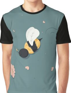 Bumble Bee Graphic T-Shirt