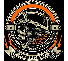 Renegade II by stlgirlygirl Photographic Print