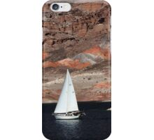 On Lake Mead iPhone Case/Skin