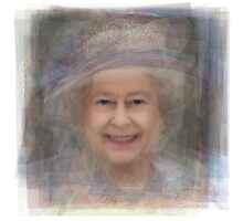 Queen Elizabeth II Portrait Photographic Print