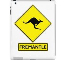Fremantle - the charm is alive! iPad Case/Skin