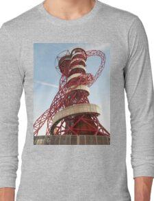 London Orbit Tower Long Sleeve T-Shirt