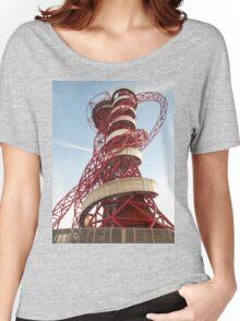 London Orbit Tower Women's Relaxed Fit T-Shirt