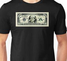 Al Capone Dollar Unisex T-Shirt