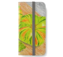 Vibrant Vegetable Still Life iPhone Wallet/Case/Skin