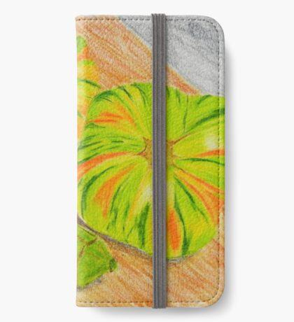 Vibrant Vegetable Still Life iPhone Wallet/Case/Skin