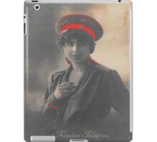 Fräulein Feldgrau iPad Case/Skin