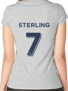 Sterling Women's Fitted Scoop T-Shirt