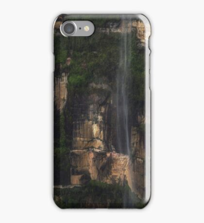 I'm Getting Married In The Morning - Bridal Veil Falls Govetts Leap iPhone Case/Skin