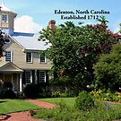 Edenton's Cupola House by WeeZie