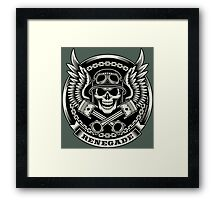 Renegade by stlgirlygirl Framed Print