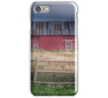 The Barn At Columbine Open Space iPhone Case/Skin