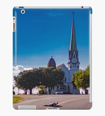 Lie By The Church iPad Case/Skin