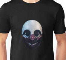 Payday 2 Wolf Mask Unisex T-Shirt
