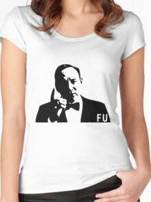 FU Women's Fitted Scoop T-Shirt