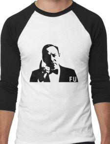 FU Men's Baseball ¾ T-Shirt
