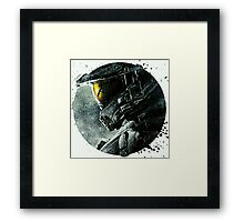 Halo Master Chief Illusions Most Popular Framed Print