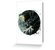 Halo Master Chief Illusions Most Popular Greeting Card