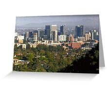 You See L.A. Greeting Card