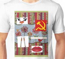 KATYA ZAMOLODICHIKOVA COLLAGE Unisex T-Shirt