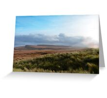 Red Green Blue Greeting Card